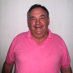 Andrés Salas, presidente del Porcuna | Atlético Porcuna