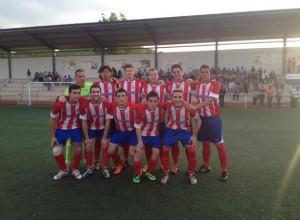CD Arquillos en Vilches Copa