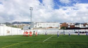 Pareja inauguró el marcador en tan solo tres minutos | CD Hispania
