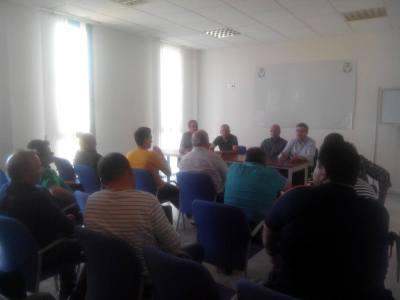 Reunión Primera Andaluza