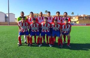 Atlético Porcuna de la 2014-15 | Atco Porcuna