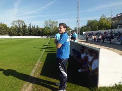 Rafa Perales, Baeza CF