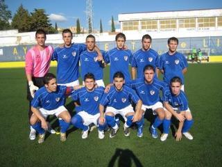 Juvenil de la 2008-09