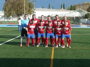 Baeza CF | Luismi Carmona