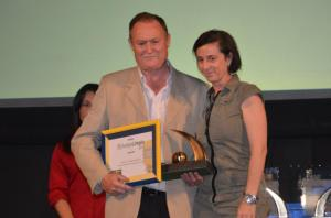 Juan Antonio Cañas en los Premios al Juego Limpio | Cadena Ser Jaén