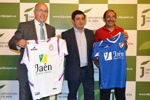 Presidentes de Real Jaén y Linares | El Deporte de Jaén