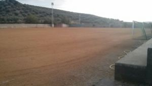 Polideportivo Los Valles, Mogón   Fran Luque