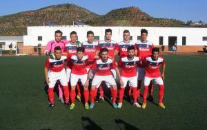 Once del CD Vilches ante el Real Jaén B | José López