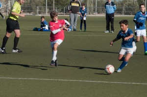 Alevines jugando al fútbol | cdjuventudjaenalevin.blogspot.com
