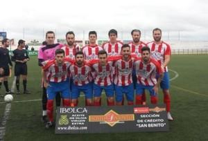 Once del Atlético Porcuna | Atlético Porcuna Oficial