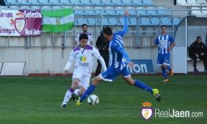 La Hoya Lorca - Real Jaén | Mario Pastor