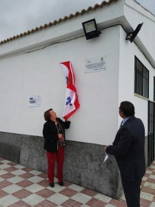 Pilar Mata inaugura el estadio del Villadompardo