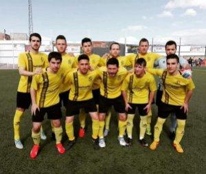 Once del Begíjar ante el Villanueva |Begíjar CF