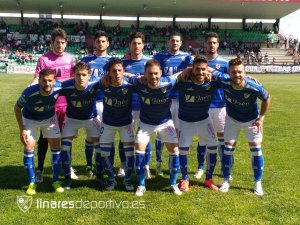 Once del Linares en Mérida | Linares Deportivo