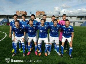 Once del Linares ante La Guardia | Linares Deportivo