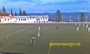 Villacarrillo - Torredelcampo de copa | Benjamín Alguacil - Jaén en Juego