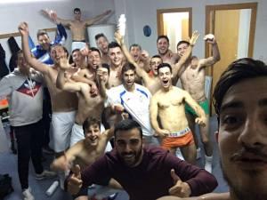 El Villargordo celebra su campeonato | Villargordo CF