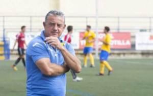 Emilio López, presidente de la Peña Deportiva Rociera | Inma Flores