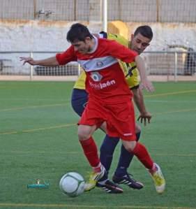 El capitán, Nacho, continuará en el Baeza CF | Manuel Zapata