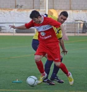 Nacho pugna con Juanjo Torres en el Navas - Baeza del año pasado | Manuel Zapata