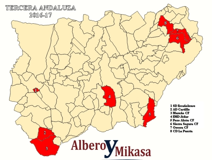 Tercera Andaluza 16-17