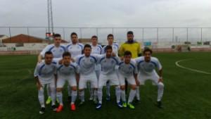 Once de un partido pasado | Villargordo CF