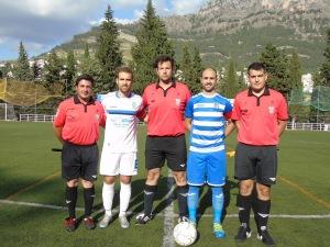 Zubi en su último partido en Los Halcones | Blog Cazorla