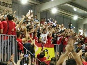 Pipa levanta la copa de campeón | Jesús Villar