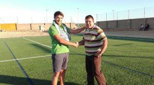 Juan Villar ya se ha comprometido con el club | Castellar Íbero