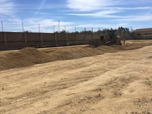Obras de adecuación del terreno | CD Castellar Íbero