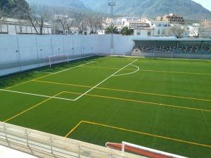 Campo Municipal La Magdalena de Quesada | Quesada24h