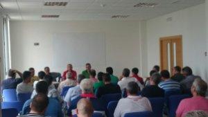 Buena representación de clubs en la Federación | FJF