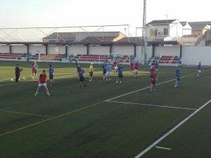 Primera sesión de entrenamiento | Begíjar CF