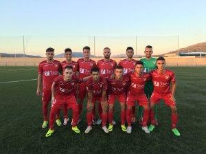 Once del Linares en Arroyo | Linares Deportivo