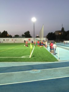 Celebración de gol | Baeza CF