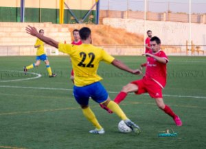 Juanjo Torres anotó el gol del empate | Manuel Zapata