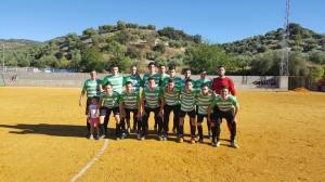 Once frente al Atlético Sabiote | Mogón CF