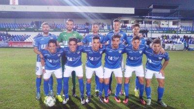 Once del Linares ante el Loja | Linares Deportivo