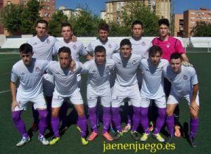 Real Jaén B ante el Navas | Benjamín Alguacil / JaénEnJuego