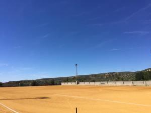 Polideportivo Los Valles | Mogón CF