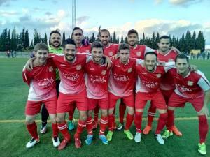Once frente al Atlético Sabiote | CD Santisteban