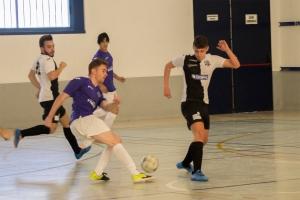 Acción de un partido anterior | AD Porcuna Futsal