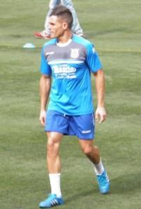 Maldini en su anterior etapa en Cazorla | UD Cazorla