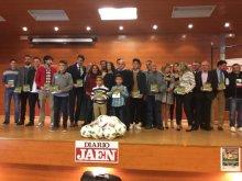 Premiados 11 Campeones de Diario Jaén | Diario Jaén