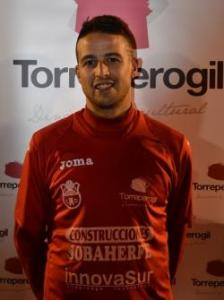 Sergy en su etapa en el Sporting | CD Torreperogil