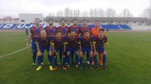 Once ante el CD Alcalá Enjoy | Iliturgi CF