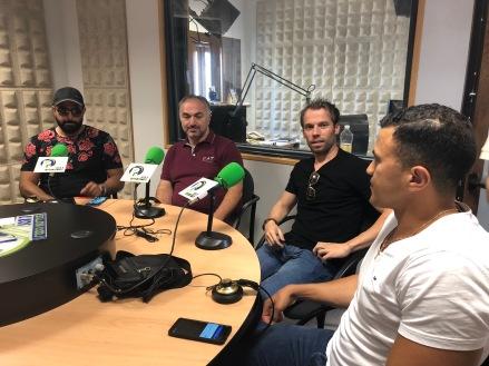 Entrevista directiva Martos CD